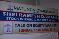 View the album TALK ON EQUITY SHARE 15TH APRIL 2018