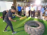 View the album Opening of new Grass on groundfor Gym Functional traning 27.03.19