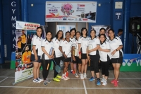 View the album Womens Badminton Tournament 26.04.19