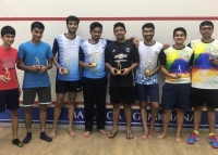 View the album Squash Team Event 2019